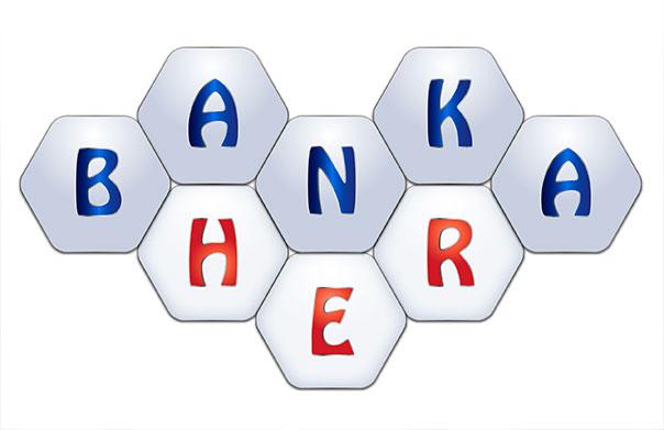 Logo naší banky her