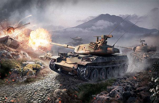 Tanková bitva pro každého armádního nadšence